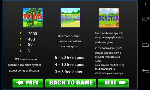 Happy Farm Slots - Free Vegas Jackpot Casino Slots 1.3.1 screenshots 2
