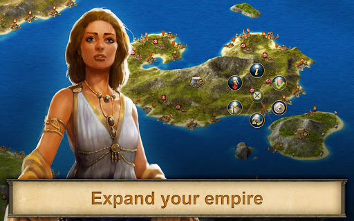 Grepolis - Divine Strategy MMO screenshot 08