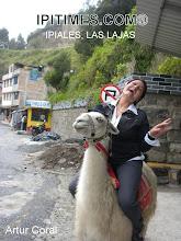 Photo: IPIALES | EL SANTUARIO DE NUESTRA SEÑORA DE LAS LAJAS, EN IPIALES, NARIÑO, COLOMBIA. ARTURO CORAL-FOLLECO, DE VACACIONES EN IPIALES, LA TIERRA QUE LO VIO NACER. 20 DIC 2011.