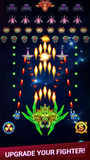 Télécharger Galaxy sky shooting APK MOD 1