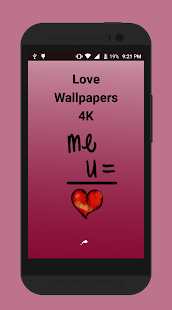 Love Wallpapers 4K - náhled