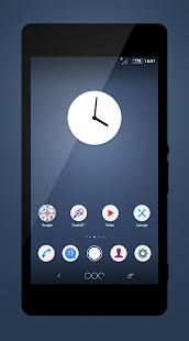 N Theme + Icons- screenshot thumbnail