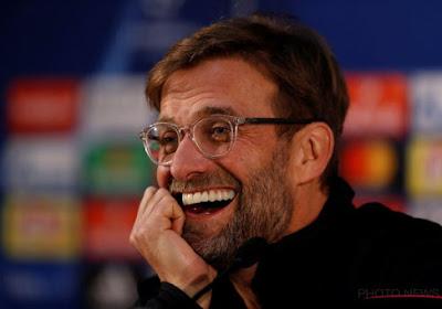 """La petite pique de Klopp: """"Un tirage rêvé... pour les fans de Manchester United !"""""""
