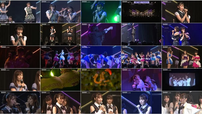 190617 HKT48 チームH「RESET」公演 駒田京伽 卒業公演 DMM HD