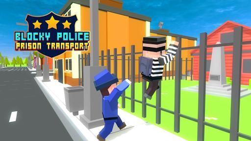 無料模拟Appのブロック状警察刑務所交通|記事Game