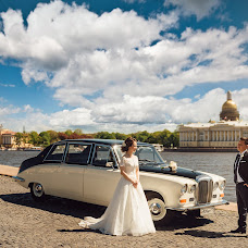 Wedding photographer Venera Akhmetova (GoodLuckFilm). Photo of 11.09.2017