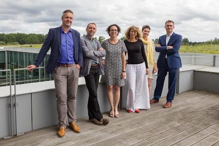 Ons boek: Over Het Nieuwe Werken in België