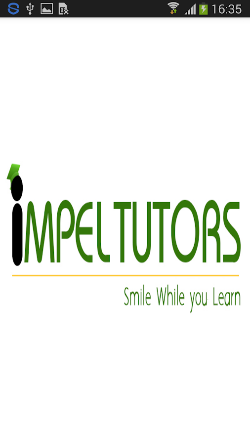 Impel Tutors- screenshot