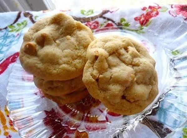 Bea's Butterscotch Cookies