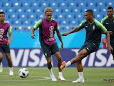 Le Brésil voit un de ses joueurs abandonner la Coupe du Monde