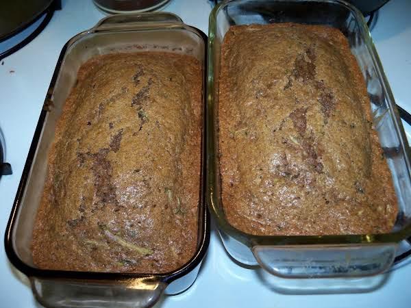 Auntie Shirley's Zucchini Bread Recipe