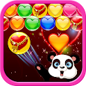 Valentine Panda Pop icon