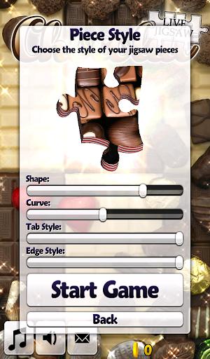 Hidden Jigsaw: Chocolat