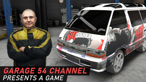 Garage 54 - Car Tuning Simulator 1.24 screenshots 1