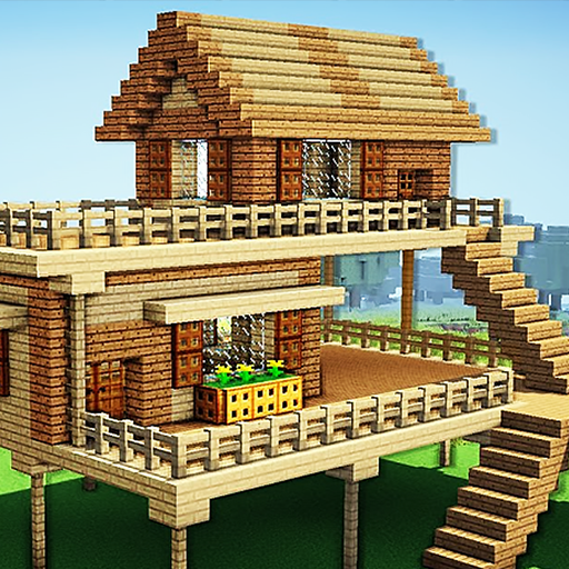 Fun House Maps For Minecraft Applications Sur Google Play