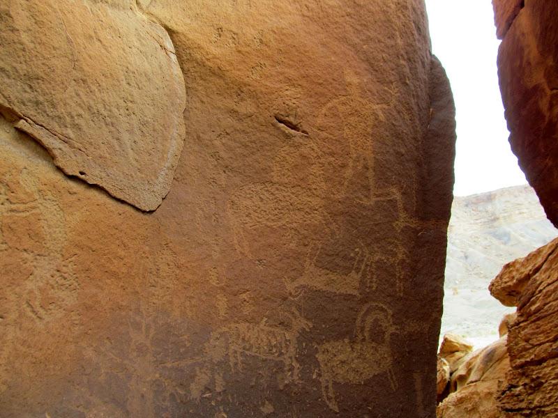 Photo: More between the boulders