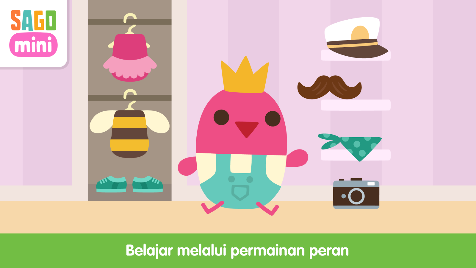 Bayi Sago Mini Apl Android Di Google Play