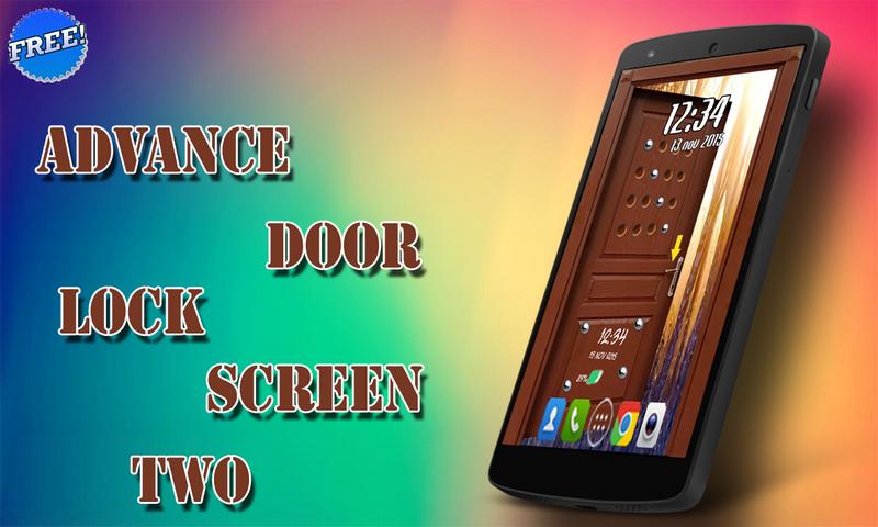 android Advance Door LockScreen 2 Screenshot 1