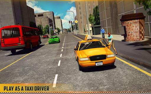 HQ Taxi Driving 3D 1.5 screenshots 7
