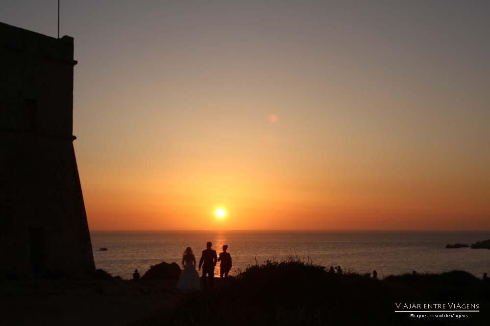 Golden Bay, a Baía Dourada da costa maltesa | Malta