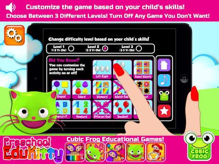 Preschool EduKitty Toddlers! 6.10 screenshot 313069