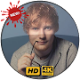 Ed Sheeran Wallpapers HD APK icon