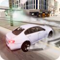 Airport Taxi Parking Drift 3D icon
