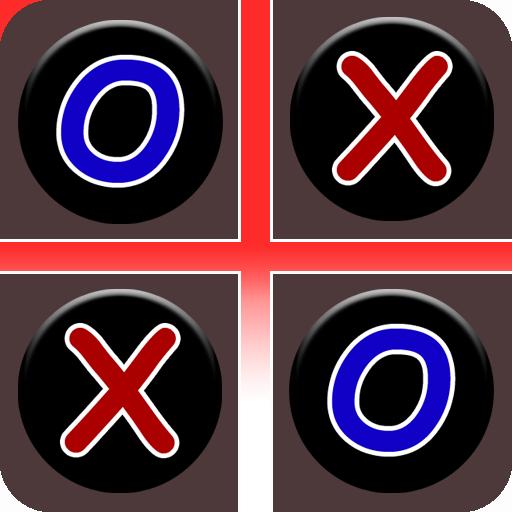 Game Sekolah: OXO 棋類遊戲 App LOGO-硬是要APP