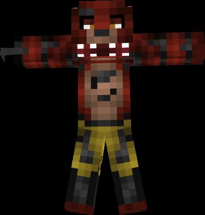 Foxy 64x32 Nova Skin