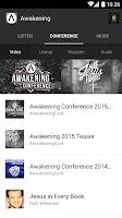 Screenshot of Awakening