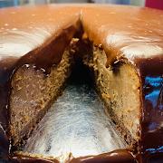 Amazing Nutella Cheesecake Cake