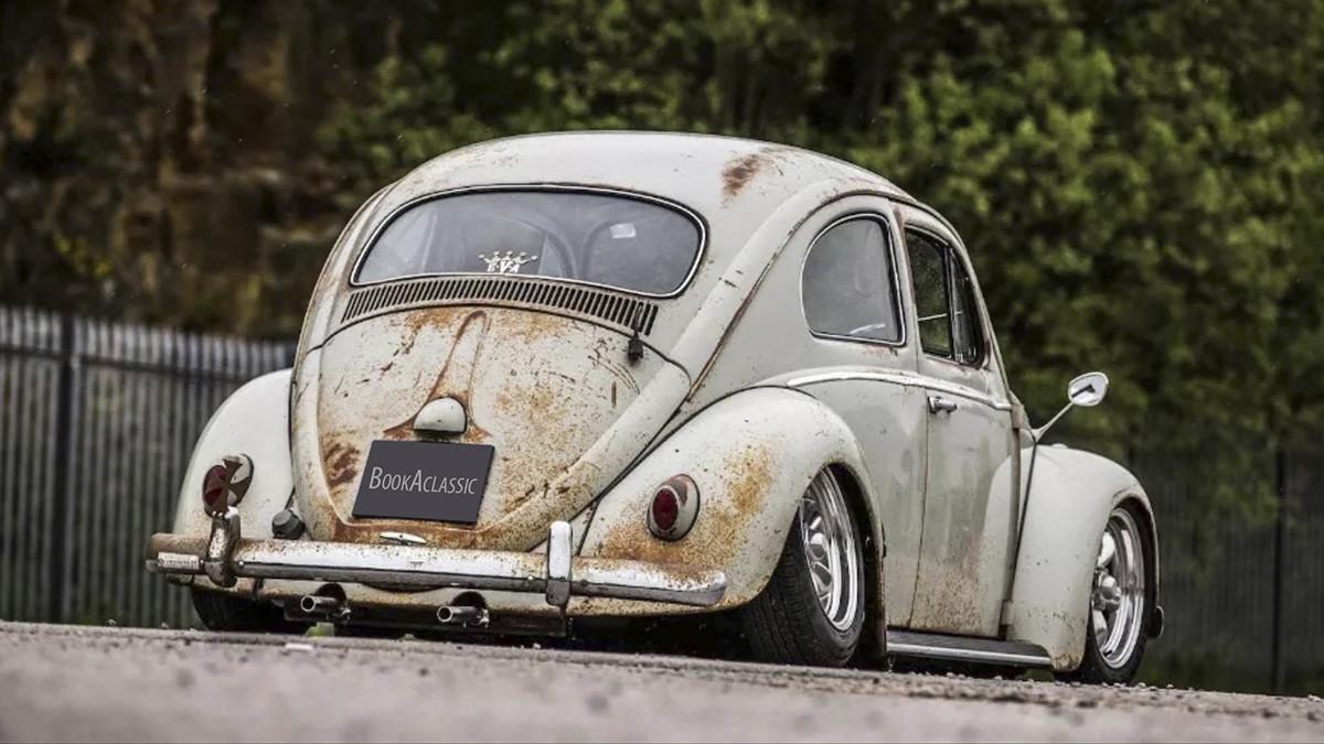 Volkswagen Beetle 60 Hire Kent