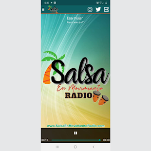 Download Salsa En Movimiento Radio For PC Windows and Mac apk screenshot 2