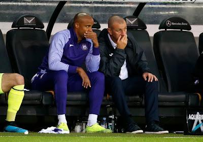 """Kompany fera-t-il un pas de côté ? Anderlecht penserait à un """"vrai"""" coach"""