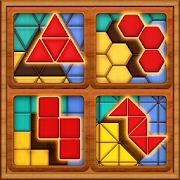 Block Puzzle Games: Wood Collection MOD APK 1.1.16 (Unlimited Money)