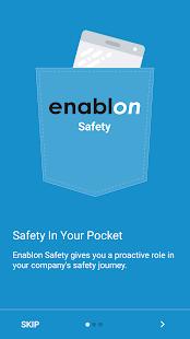 Enablon Safety - náhled