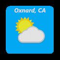 Oxnard, CA - weather icon