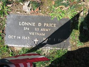 Photo: Price, Lonnie D.