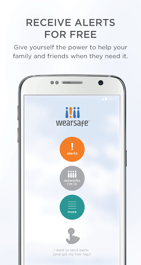 Wearsafe Personal Safety- screenshot
