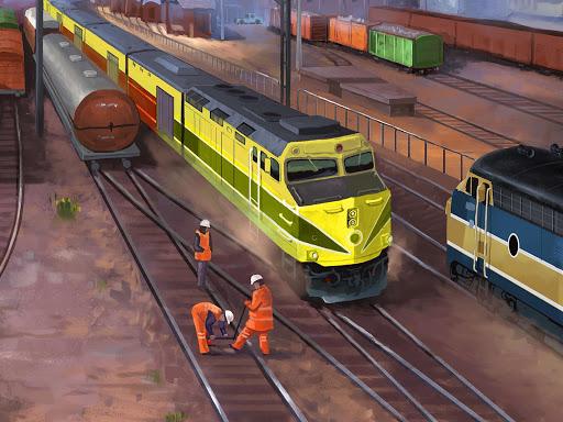 Train Station: Train Freight Transport Simulator screenshots 1