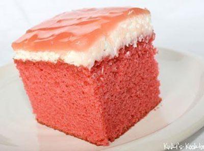Guava Cake - Hawaiian Style Recipe