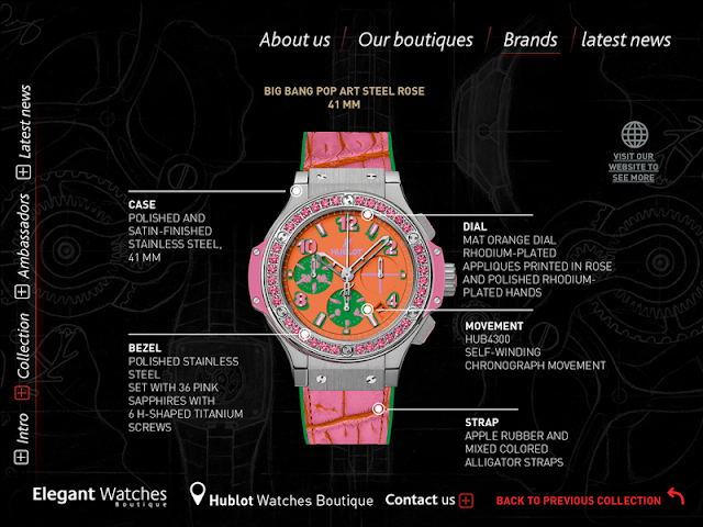 android Elegant Watches Boutique Screenshot 14