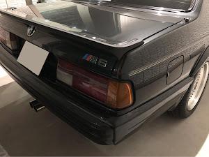 M6 E24 88年式 D車のカスタム事例画像 とありくさんの2019年08月15日08:21の投稿