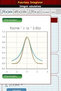 Integral calculator Apk 3