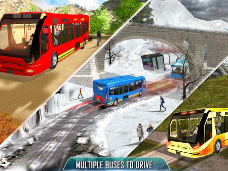 Hill Tourist Bus Driving 1.3.2 screenshot 676969