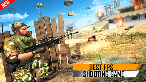 US Army Counter Terrorist Mission FPS Shooting  screenshots 4