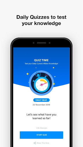 Current Affairs 2019 General Knowledge Quiz 3.1.14 screenshots 2