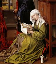 Photo: The Magdalene Reading, c. 1445