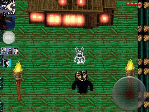 Evil World Heroes  captures d'écran 2