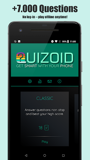 Quizoid screenshots 1